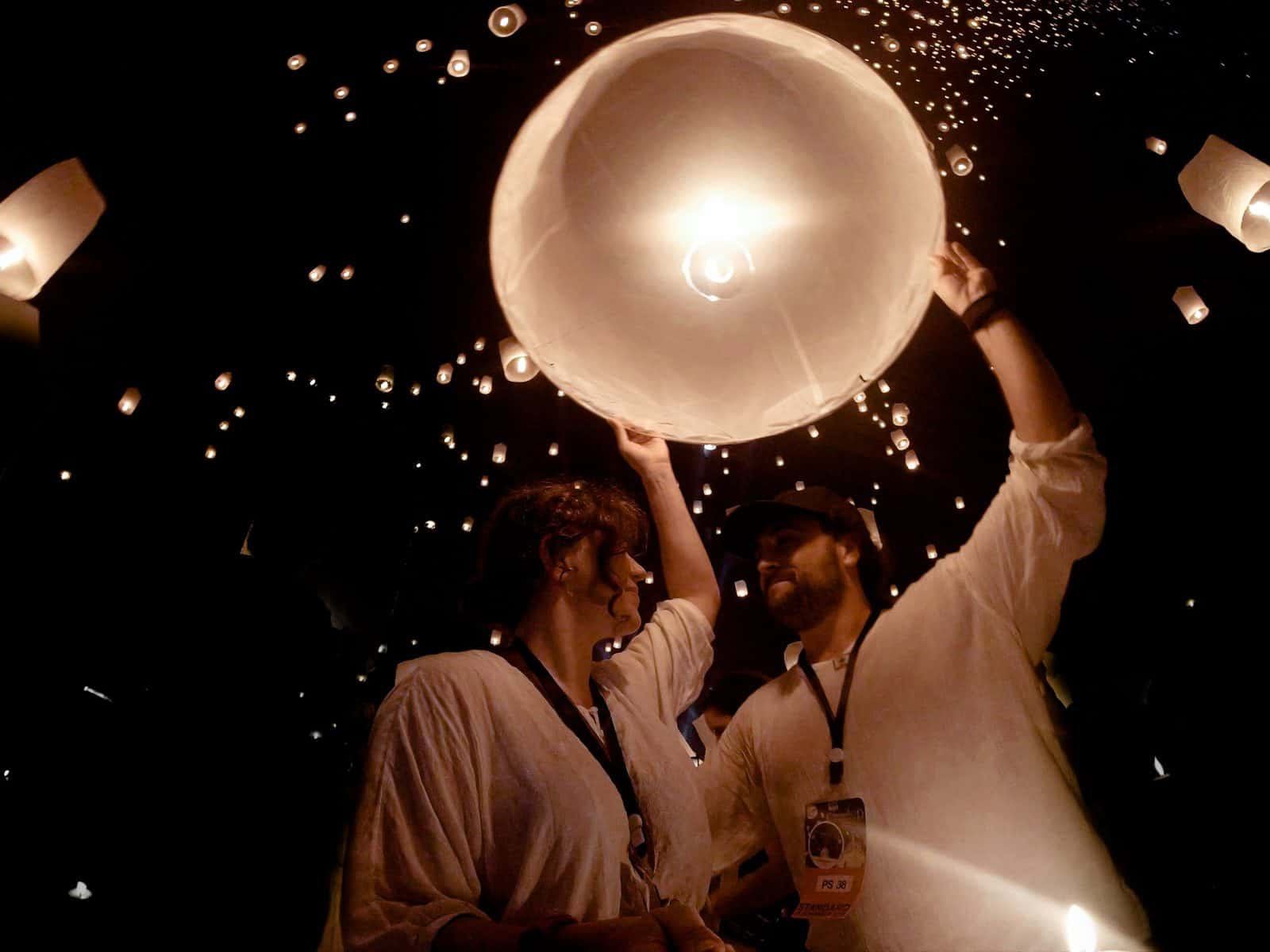 Best Ways to Enjoy the Lantern Festival in Chiang Mai